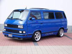 "V-Dub Bus T3 ""Carrera"""