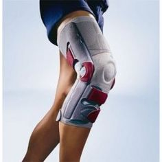 For torn ligaments, collateral ligament injury & arthritis - The Bauerfeind Softec Genu Knee Brace http://bit.ly/IClkm9
