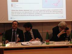 Luigi Malnati | Mibac; Paolo Gull | UniSalento; Vittorio Sgarbi http://www.lbs.luiss.it/2013/02/15/archeologia-preventiva-integrare-la-tutela-nella-filiera-dei-lavori-pubblici/