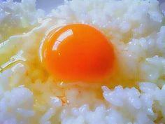 卵かけ御飯(^O^)v