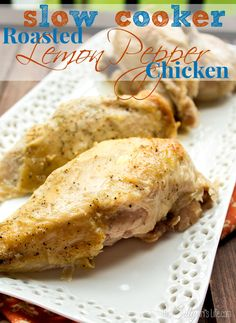 Recipes chicken pot breasts and crock
