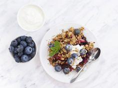 Vier Starter, mit denen Sie sich schon am Morgen schlank essen können