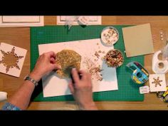 Craft Dies by Sue Wilson -- Tutorial Video - Gilded Snowflake for Creative Expressions