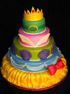 disney cake | Tumblr