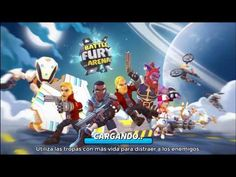 Battle Fury Arena #16 - 188 a 192 - android gameplay español