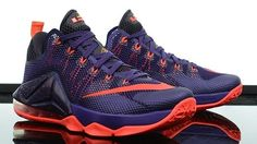 Nike LeBron XII Low Basketball Shoes New in Box Size 13.5 #Nike #BasketballShoes