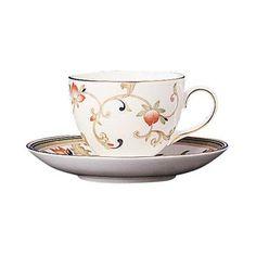"""Wedgwood """"Oberon"""" Tea Saucer"""