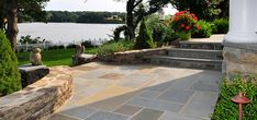 Hardcapes Patio Walkway Design Installation Annapolis Severna Park | Homestead Gardens, Inc.