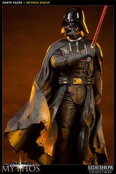 Star Wars Darth Vader - Mythos Polystone Statue by Sideshow | Sideshow Collectibles