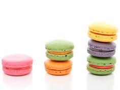 Macarons, grundrecept   Recept från Köket.se