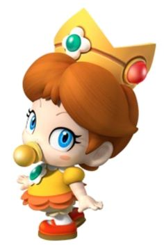 Daisy bebé / baby Daisy