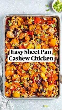 Asian Recipes, New Recipes, Whole Food Recipes, Dinner Recipes, Cooking Recipes, Favorite Recipes, Healthy Recipes, Healthy Meal Prep, Healthy Eating