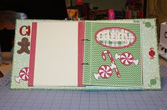 See It, Snap It, Scrap It!: Christmas Recipe Book