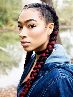 15 Cool Braids That Are Actually Easy (We Swear) via @ByrdieBeautyUK
