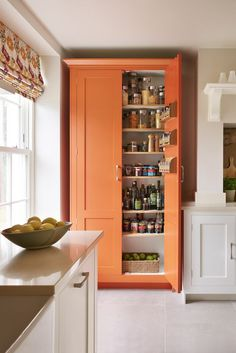 Free Images Of Large Kitchen Pantry Fresh 12 Pantry Ideas Larder Cupboard Ideas for Every Kitchen Benchmarx Kitchen, Kitchen Pantry Design, Shaker Kitchen, Kitchen Cupboards, Country Kitchen, Kitchen Storage, Kitchen Ideas, Kitchen Inspiration, Kitchen Ranges