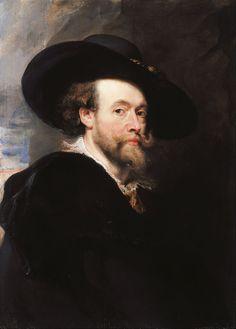 Sir Peter Paul Rubens - Portrait of the Artist - Google Art Project.jpg