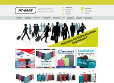 NTJ Storen verkkokauppa on toteutettu Kotisivukoneen Avaimet käteen -palvelun avulla.