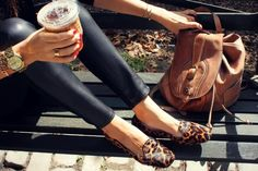 Riley Leopard Slippers | Shut Up, I Love That Shirt on You