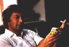 Erno Rubik - Architect , inventor of the Rubik's cube (hungarian)