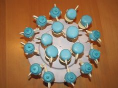 teapots en cups cakepops