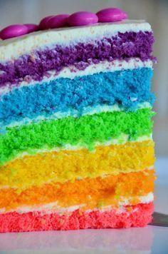 Planst Du eine Troll-Party und suchst noch nach einer passenden Kuchen-Idee? Dieser Regenbogen-Kuchen zaubert eine fröhlich Stimmung bei deinem Kindergeburstag. Weitere Inspirationen für Deine Troll-Party findest Du auch bei blog.balloonas.com