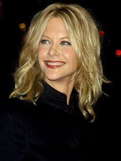 love Meg Ryan! - Wavy Hairstyles - Celebrities Hairstyles for Wavy Hair - Good Housekeeping