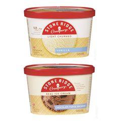 25 Refreshing Ice CreamPackages - The Dieline - Stone Ridge Creamery
