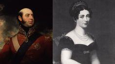May 29, 1818: Edward, Duke of Kent married Princess Victoria of Saxe-Coburg-Saalfeld at Schloss Ehrenburg, Coburg