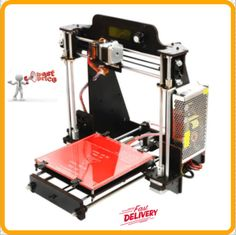 Geeetech Prusa I3 Pro W DIY 3D Printer 20x20x18cm Printing Size 1.75mm 3μm Nozle #Geetech