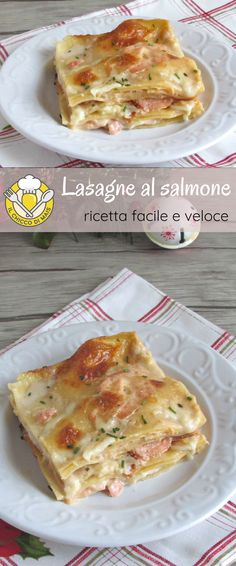 Nusret Hotels – Just another WordPress site Salmon Recipes, Fish Recipes, Sweet Recipes, Xmas Food, Christmas Cooking, Confort Food, Cannelloni, Lasagne Recipes, Italian Recipes
