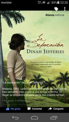 La separación de Dinah Jefferies