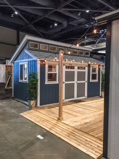 Looking for natural light in your shed? Look no further. We're introducing a few new roof styles that add both light and style t . Backyard House, Backyard Sheds, Outdoor Sheds, Backyard Office, Backyard Buildings, Rustic Backyard, Modern Backyard, Backyard Games, Man Cave Shed