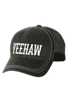 Women's Country Girl® Yeehaw Hat - Country Fashion Clothing