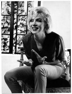 MARILYN MONROE VINTAGE ALLAN GRANT 1962 DBWT LIFE MAGAZINE PHOTOGRAPH LAST SHOOT
