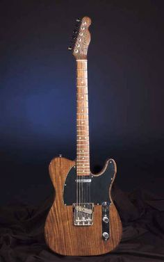 George Harrison's Let It Be Fender Telecaster I want to build a rosewood tele!