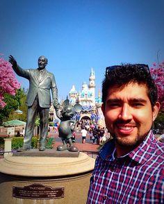 A dream come true!! #Disneyland check  #california #disney #traveler #Colombian #USA #trip #viajero by juandgarciiar