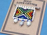 Zulu loveletter - karinsweddingfavours.co.za