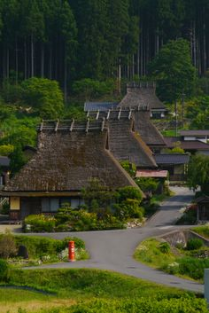 Old village in Kyoto by Yasutoshi Yamamoto on 500px