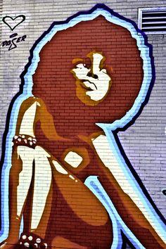 Graffitti by Julio Guajardo