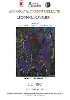 """Galleria Medievale: """"Le donne, i Cavalier, l'arme, gli amori, la cortesia"""", mostra a Gubbio (PG)"""