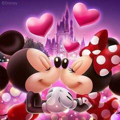 Mickey Mouse Amor, Mickey And Minnie Love, Disney Mickey, Walt Disney, Diamond Drawing, 5d Diamond Painting, Diamond Art, Cross Stitch Kits, Cross Stitch Embroidery