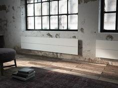 Termoarredo in alluminio a parete LOFT by ANTRAX IT radiators