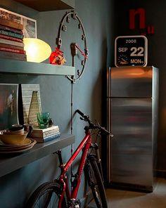 Bicicletas Dentro De Casa