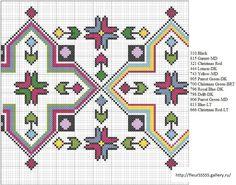 Gallery.ru / Фото #14 - 22 - Fleur55555...ONLINE VINTAGE BOOK OF DESIGN PATTERNS!!