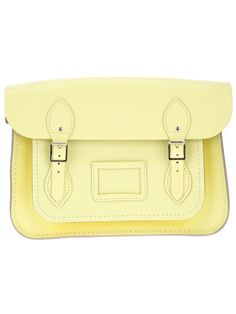 THE CAMBRIDGE SATCHEL COMPANY 'Classic' 13 inch satchel