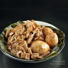 Gudeg Jogja - Yogyakarta Jackfruit Stew