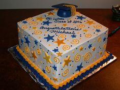 Graduation Cakes by Ta Dah Cakes, via Flickr