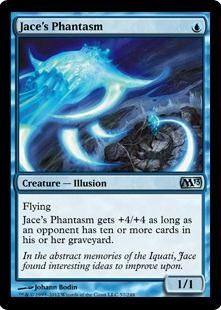 Jace's Phantasm Magic the Gathering Card Rulings, Erratas and Information - MtgFanatic.com