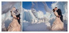 Ice Castles in Midwa