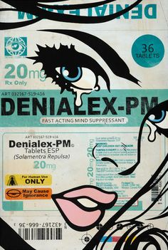Doesn't life just suck sometimes? Try Denialex-PM!
